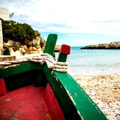 Barca a Polignano a Mare