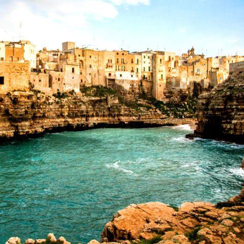 Spiagge a Polignano a Mare
