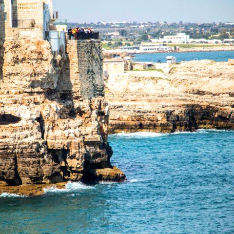 Balconata Polignano a Mare