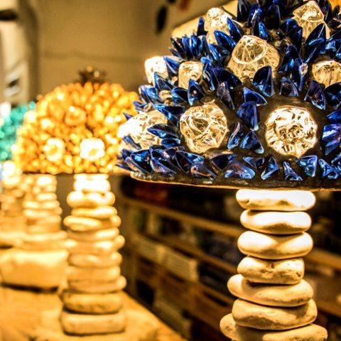 Lampade tradizionali Polignano