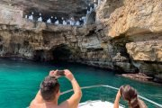 Boat excursions in Polignano a Mare