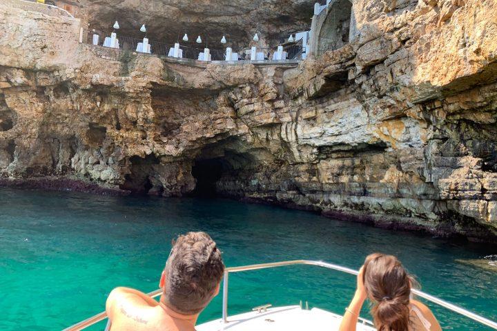 Escursioni in Barca a Polignano a Mare