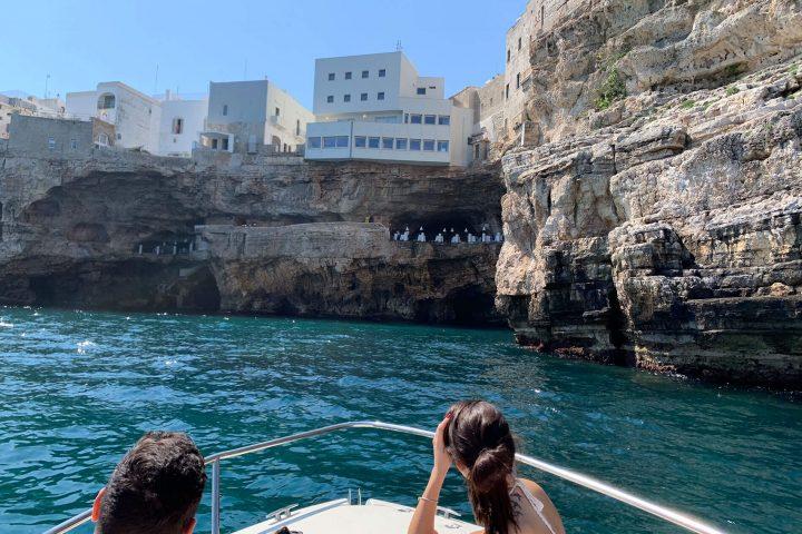 Noleggio barche Polignano a Mare, noleggia la tua barca!