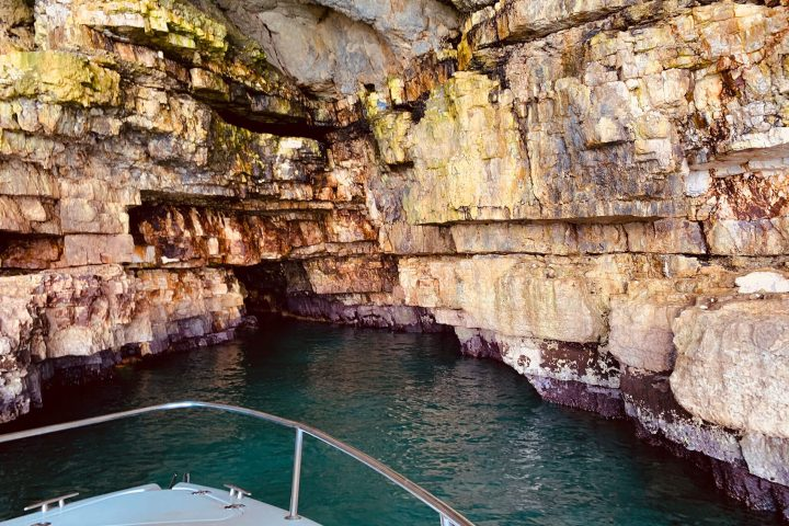Escursioni in barca Polignano a mare