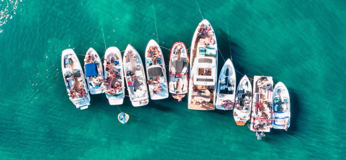 Feste in spiaggia a
